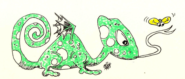 camaleon-dragon