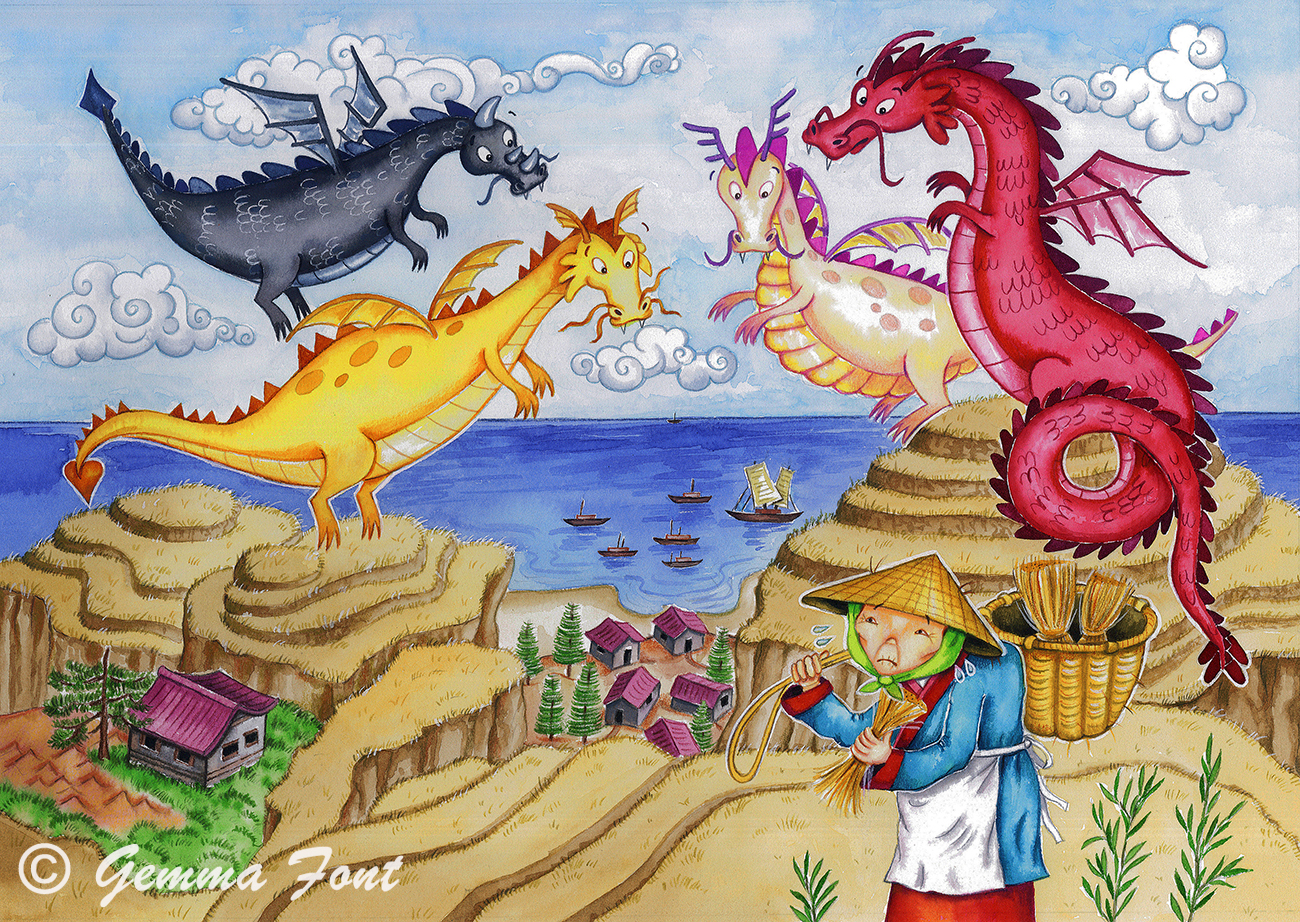 Four Dragons-Co