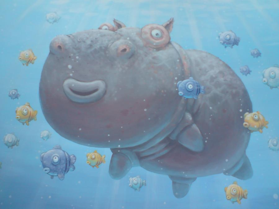 hippo_painting_by_steeveej_d2t5m78-fullview