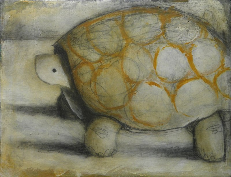 yellow_ringed_tortoise_by_sethfitts-d5erf2s